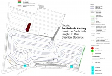 pista kart south garda karting