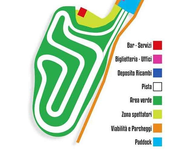 Pista ASD Karting Club Morcone