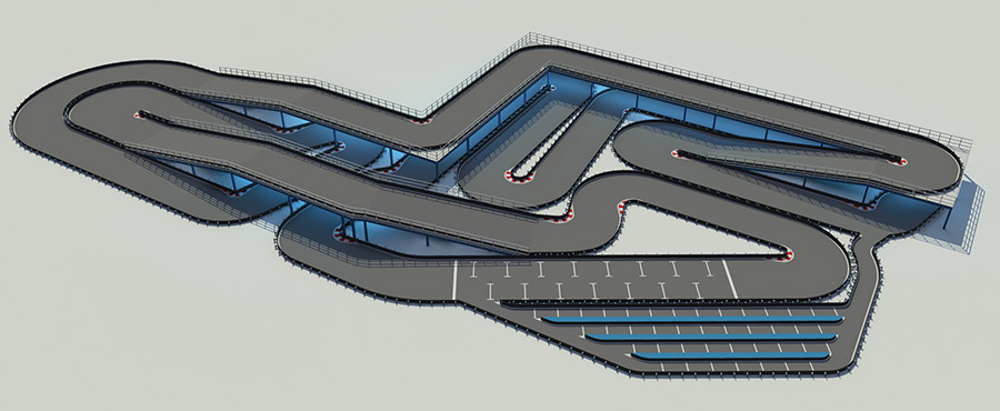 Lario Motorsport Kart Indoor